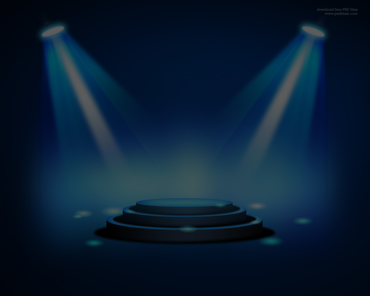 Stage Spotlight Background High-resolution-stage-lighting